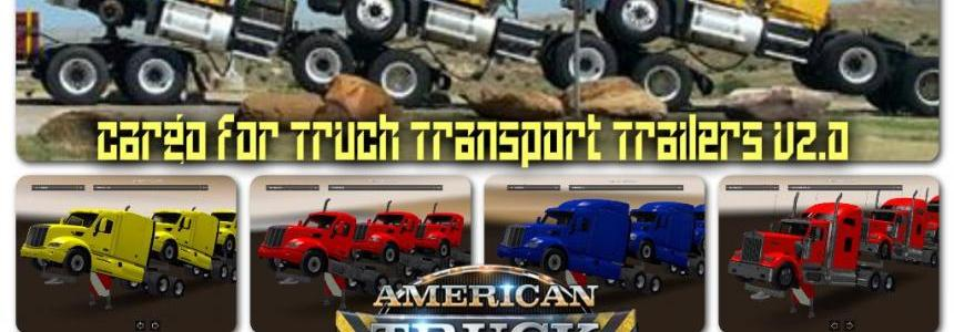 Cargo for Truck Transport Trailers v2.0