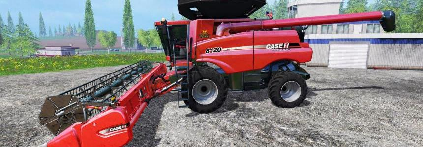Case IH Combines Pack Wolf Edition