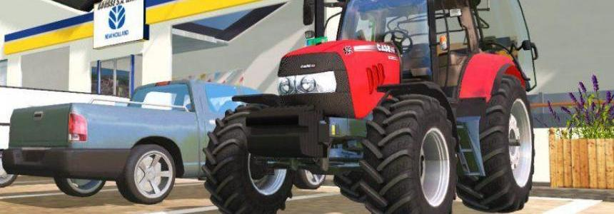 CASE MAXXUM 125 EDIT BY STEV@N