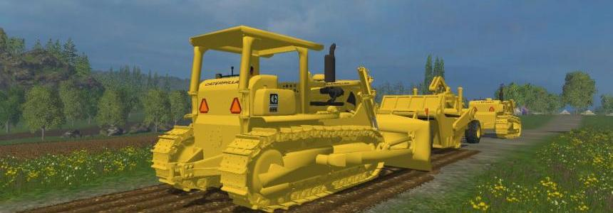 Caterpillar D9G Pack v1.0