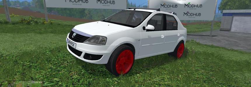 Dacia Logan Tuning v8 v1.0