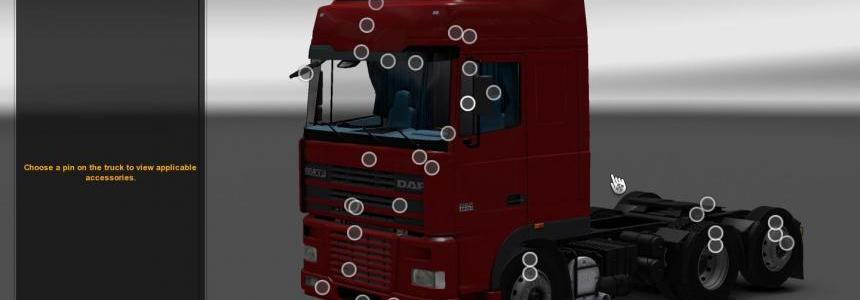 DAF XF 95 fix 1.24