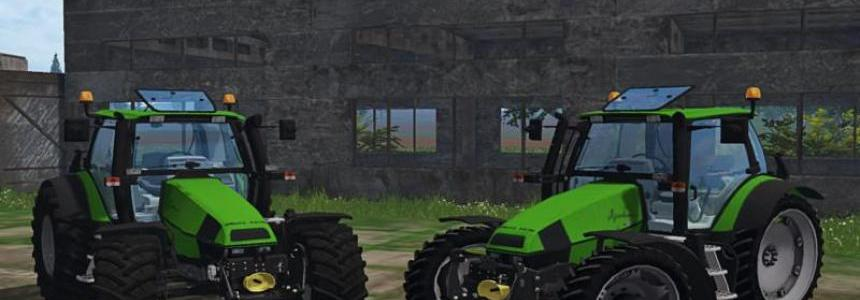 DEUTZ FAHR 120 MK3 Washable v3.0