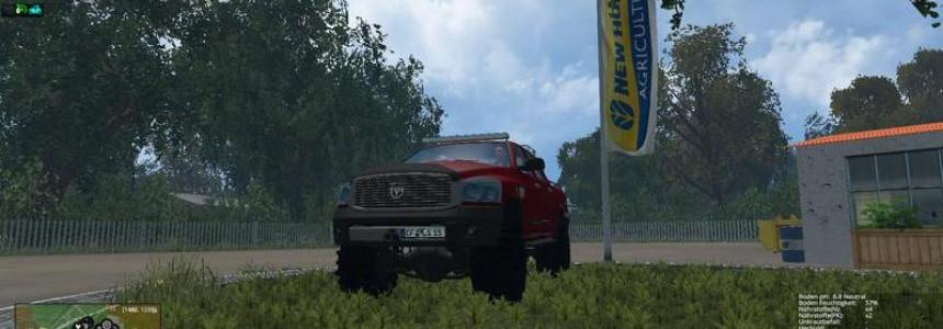 Dodge Ram 2500 Repair & Service v1.5 fixt