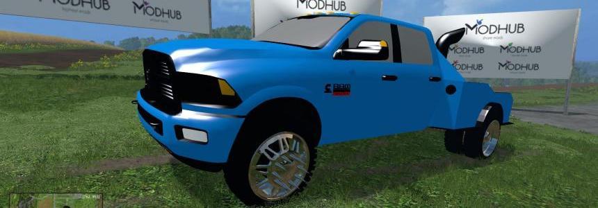 Dodge Ram 3500 hauler
