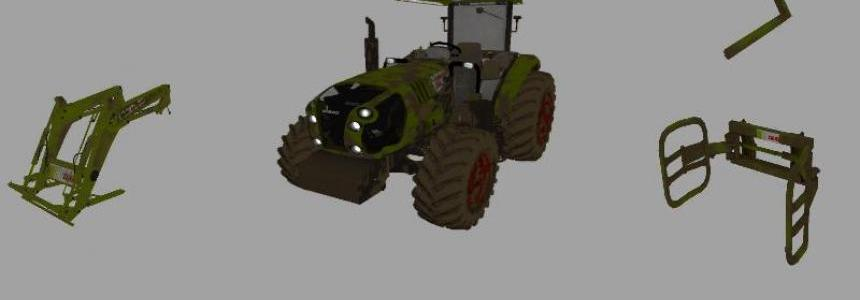 Ensemble Claas v1.0
