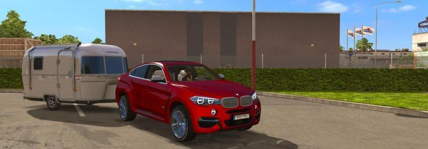BMW X6M Bambi trailer RTA Mods v3.0