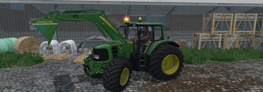 [FBM team] John Deere 7530 Premium V2.2 FIXED