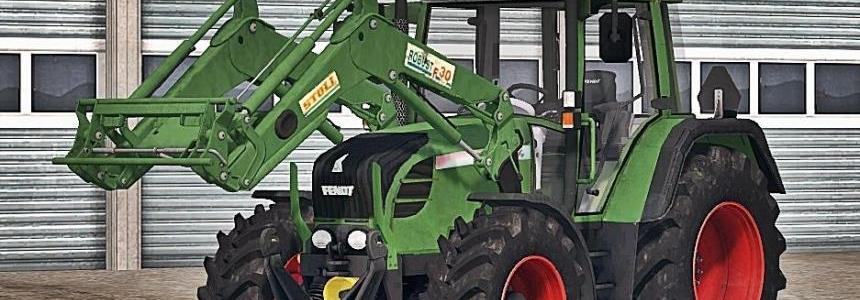 Fendt 312 Vario FL Washable Pack v1