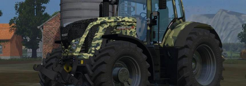 FENDT 900 SERIES Camouflage