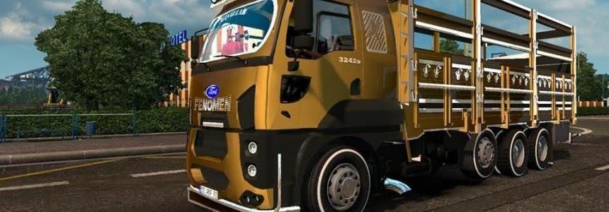 Ford cargo 3242s  v2