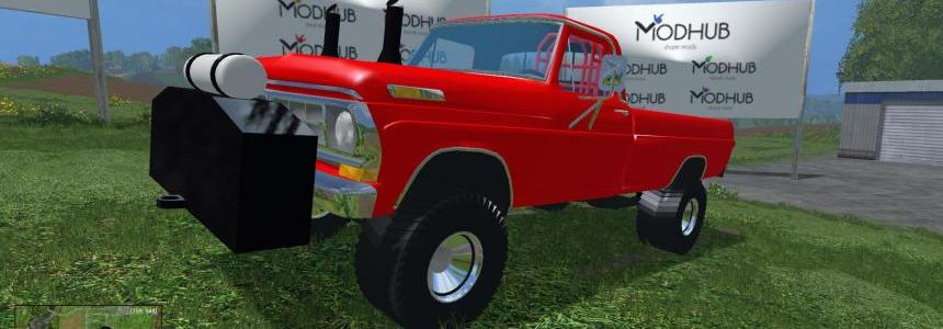 Ford highboypuller v1