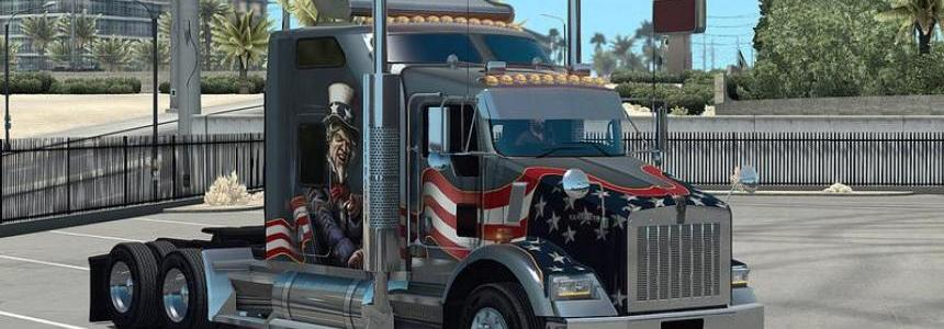 GT-Mods Kenworth T800 2016 [Beta 0.3.1]