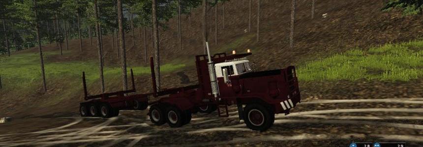 Hayes log truck v1.0