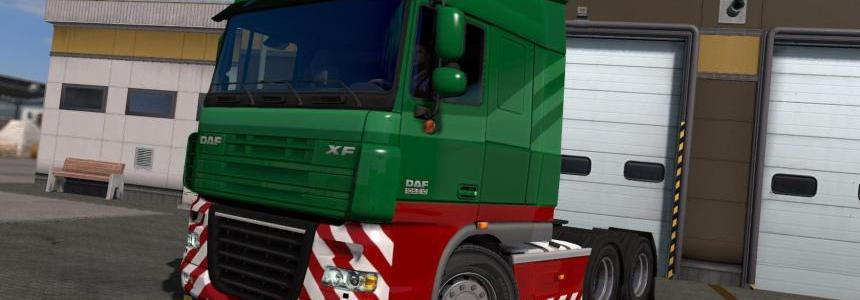 High Power Cargo Pack Skins for DAF XF by 50k 1.24