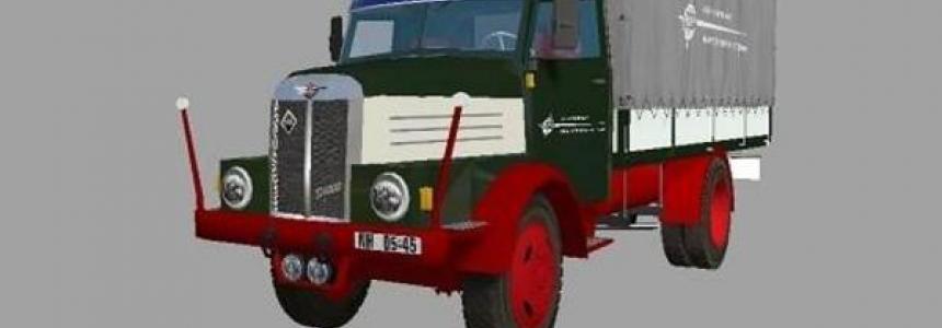 IFA S 4000 + trailer v1.0