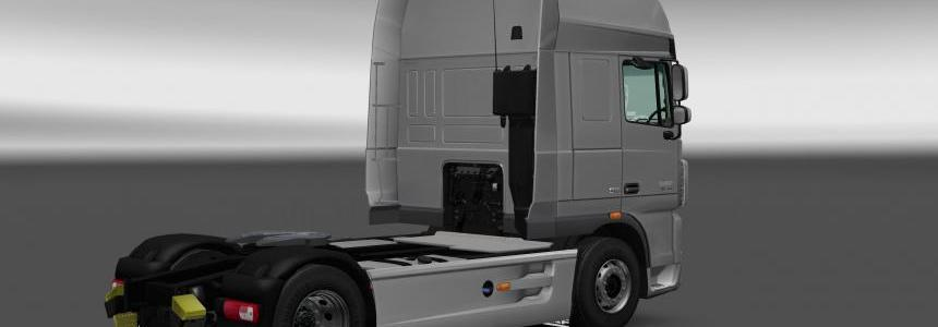 Improved DAF XF 105 v1.0