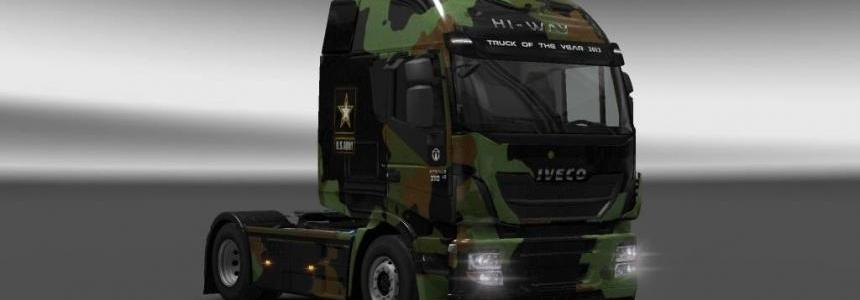 Iveco Hiway Army 1.23
