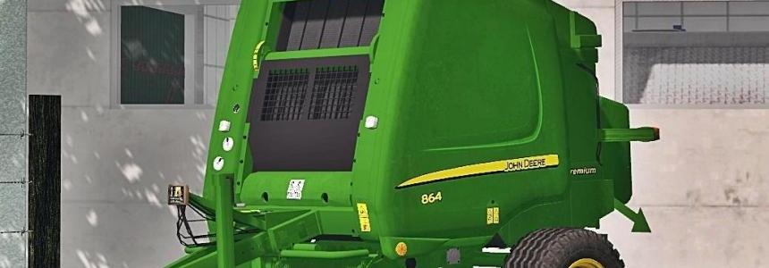 JD 864 Premium Washable v1.0