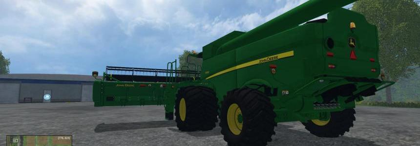 John Deere 640 Turbo Edition v1