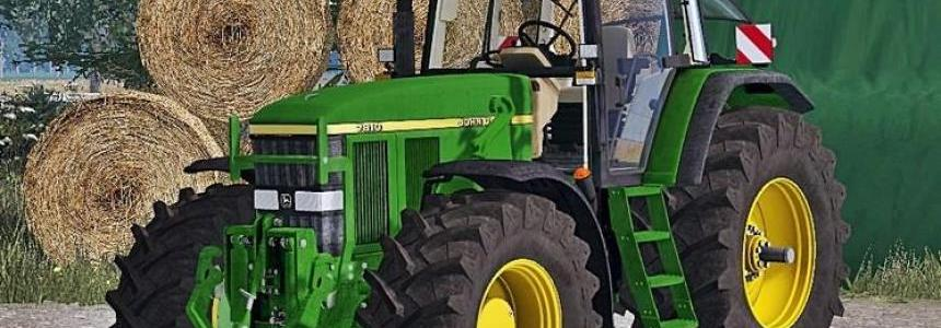 John Deere 7810 Washable with FH v1
