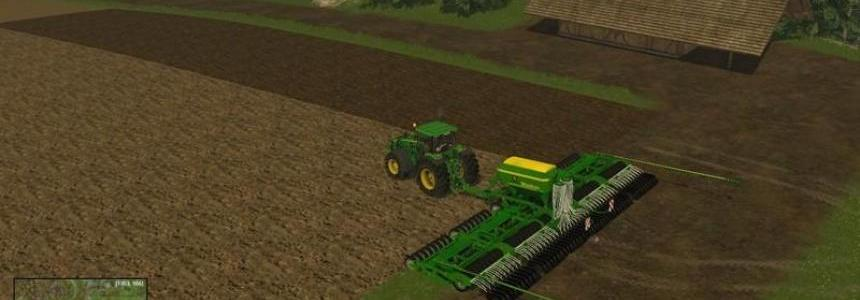 John Deere MultiSeeder Improved Wolf Edition
