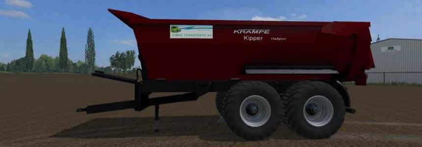 Krampe Dumper with Zingg Transporte logo v0.1