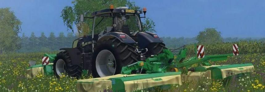 Krone Butterfly mowers v1.0