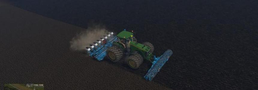 Lemken maize corn seeder v2.0 SP for all Tractors