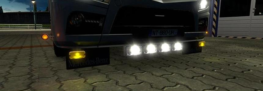 Lobar Mercedes Actros 2012 v1