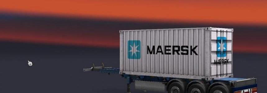 Maersk Trailer 1.23