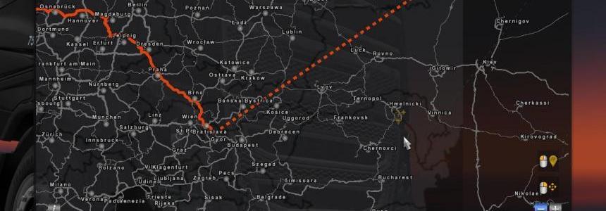 Map Morozov Express v6.5