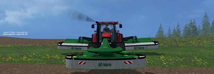 Mc Hale F1300 & H9000 ProGlide Mowers v1.0