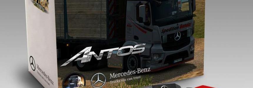 Mercedes-Benz Antos 12  1.2.0.123