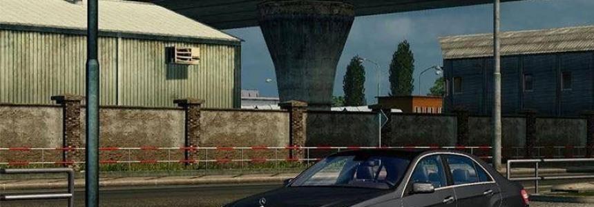 Mercedes E63 by David