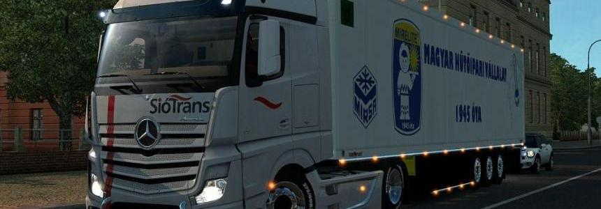Mercedes MP4 Siotrans Skin 1.23