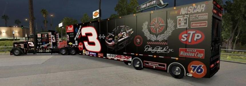 Modified Nascar Trailer Pack, Dale Earnhardt Sr.