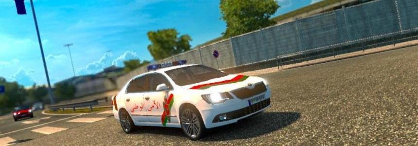 Morocco Police Car 1.23