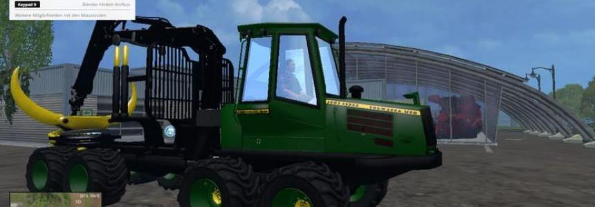 MSH JD skin for the Forwarder v1.0