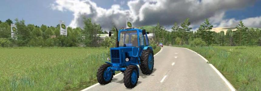 MTZ 82 UK Blue v1.0