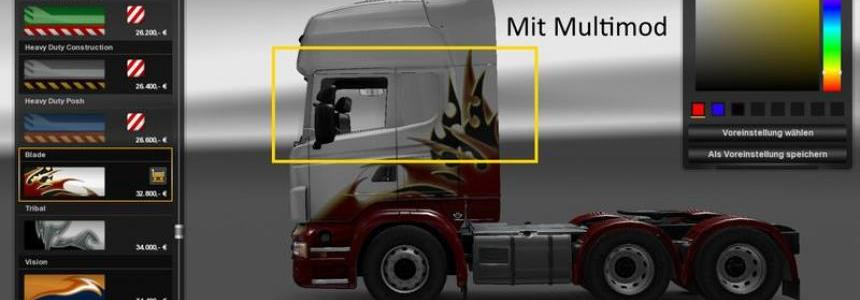 MultiMod for Scania