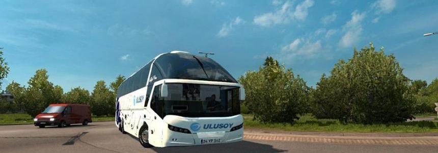 Neoplan Starliner Bus Mod Muhammet SNL
