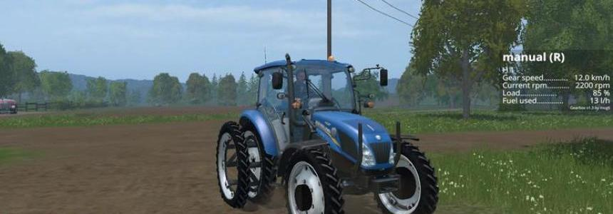 New Holland 4.55 MR v1.0