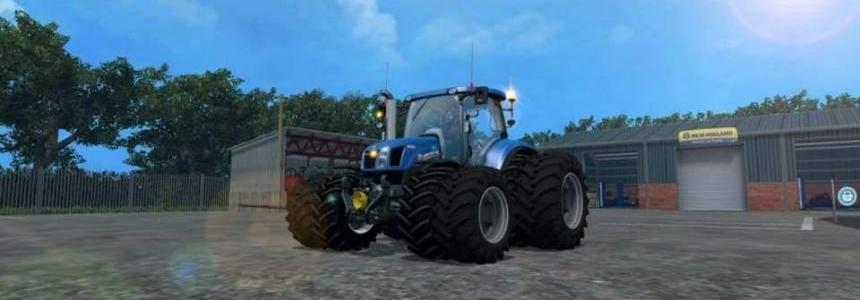 New Holland T6 v1