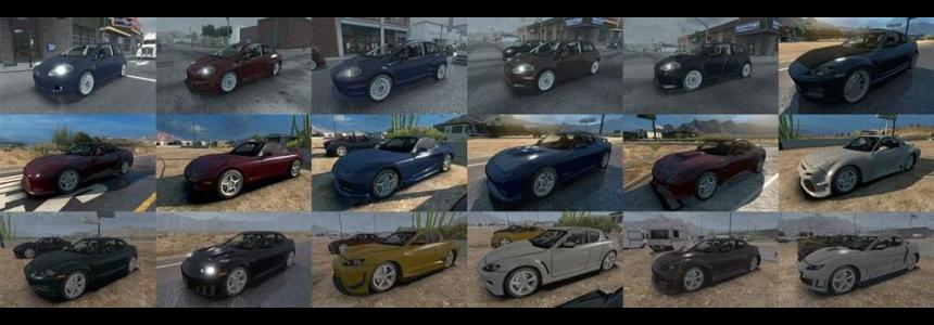 NFS: Most Wanted Traffic Pack FINAL