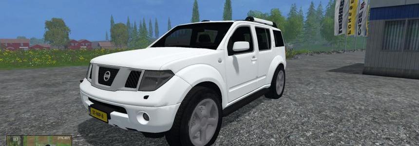 Nissan Pathfinder v0.1