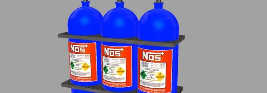 NOS bottles for vehicles v1.0