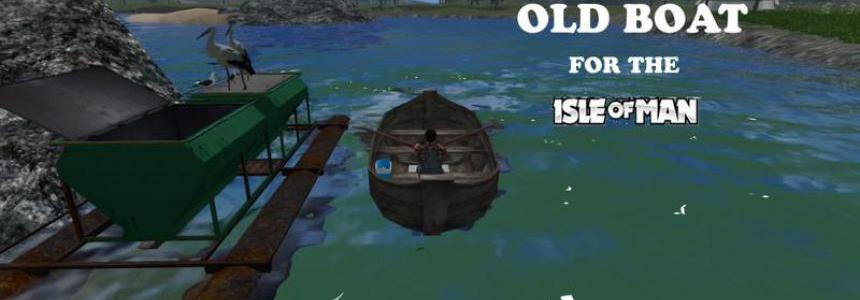 Old boat on the Isle of Man v1.0
