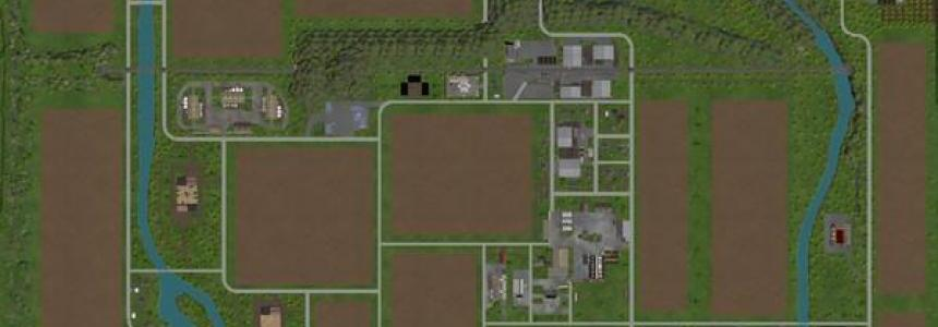 Pda Map for the Production map v1.0