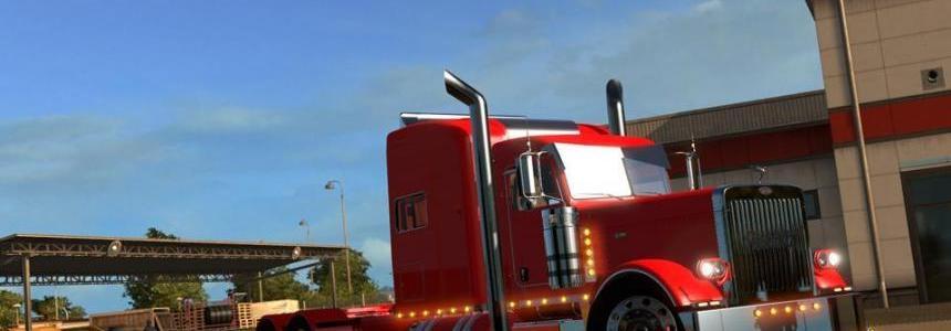Peterbilt 389 truck v2.0